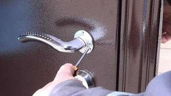 Ремонт входной двери