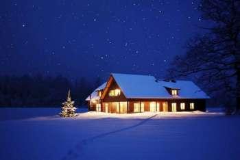 Можно ли строить дом зимой