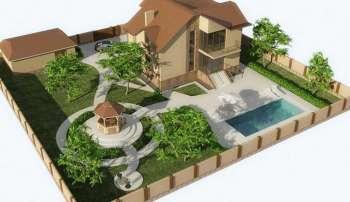 Ландшафтное строительство и проектирование