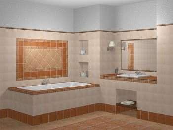 Отделка ванны: с чего начать и как выбрать материал