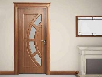 Комбинированная щитовая дверь