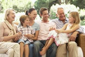 Взаимное уважение - залог счастливого сосуществования поколений