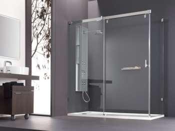 Современные решения для ванной: душевые кабины